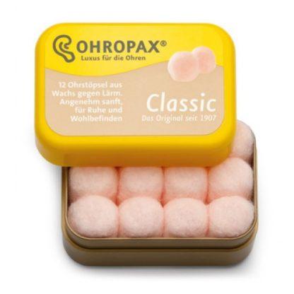 Беруши Ohropax Test-Box  (набор 6 шт.)