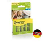 Детские беруши для сна Ohropax Mini Soft купить в Москве.