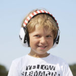 Детские наушники от шума ALPINE MUFFY (белые)