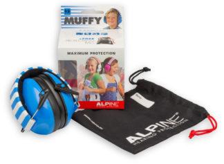 Детские наушники от шума ALPINE MUFFY (синие)